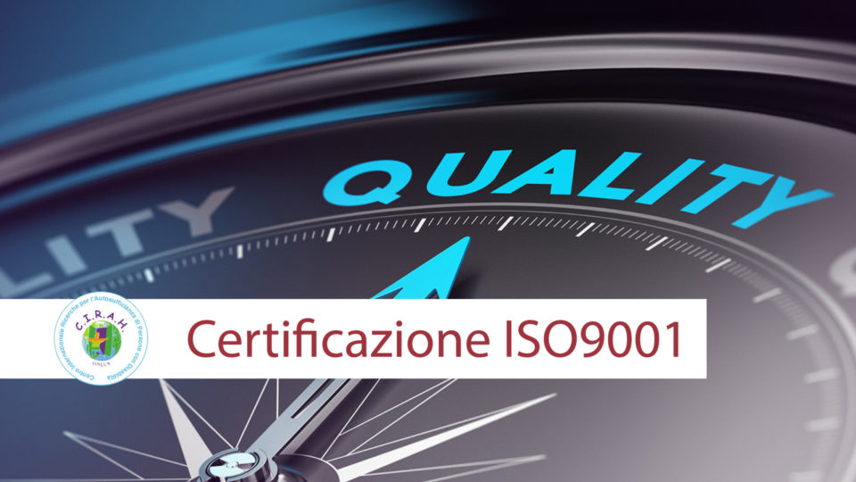 Certificazione ISO9001