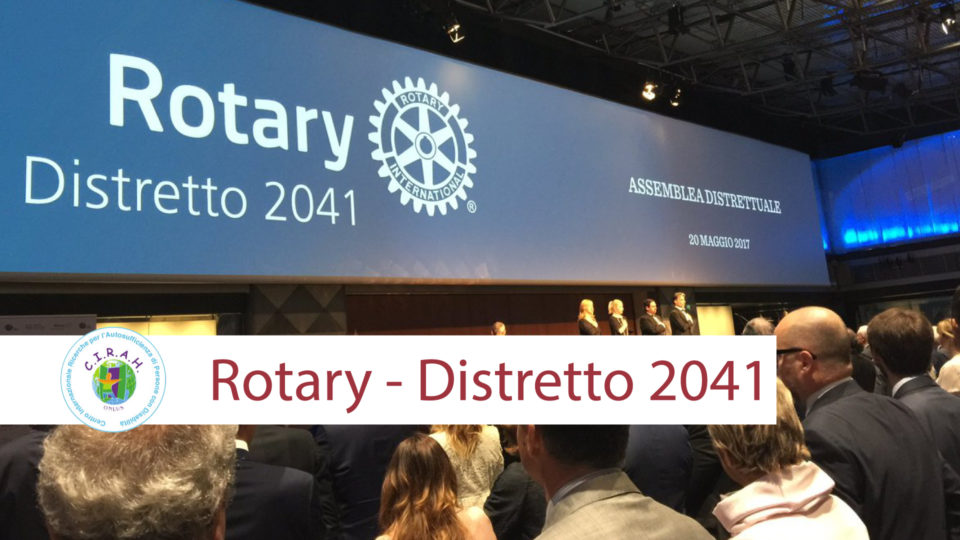 Rotary – Distretto 2041